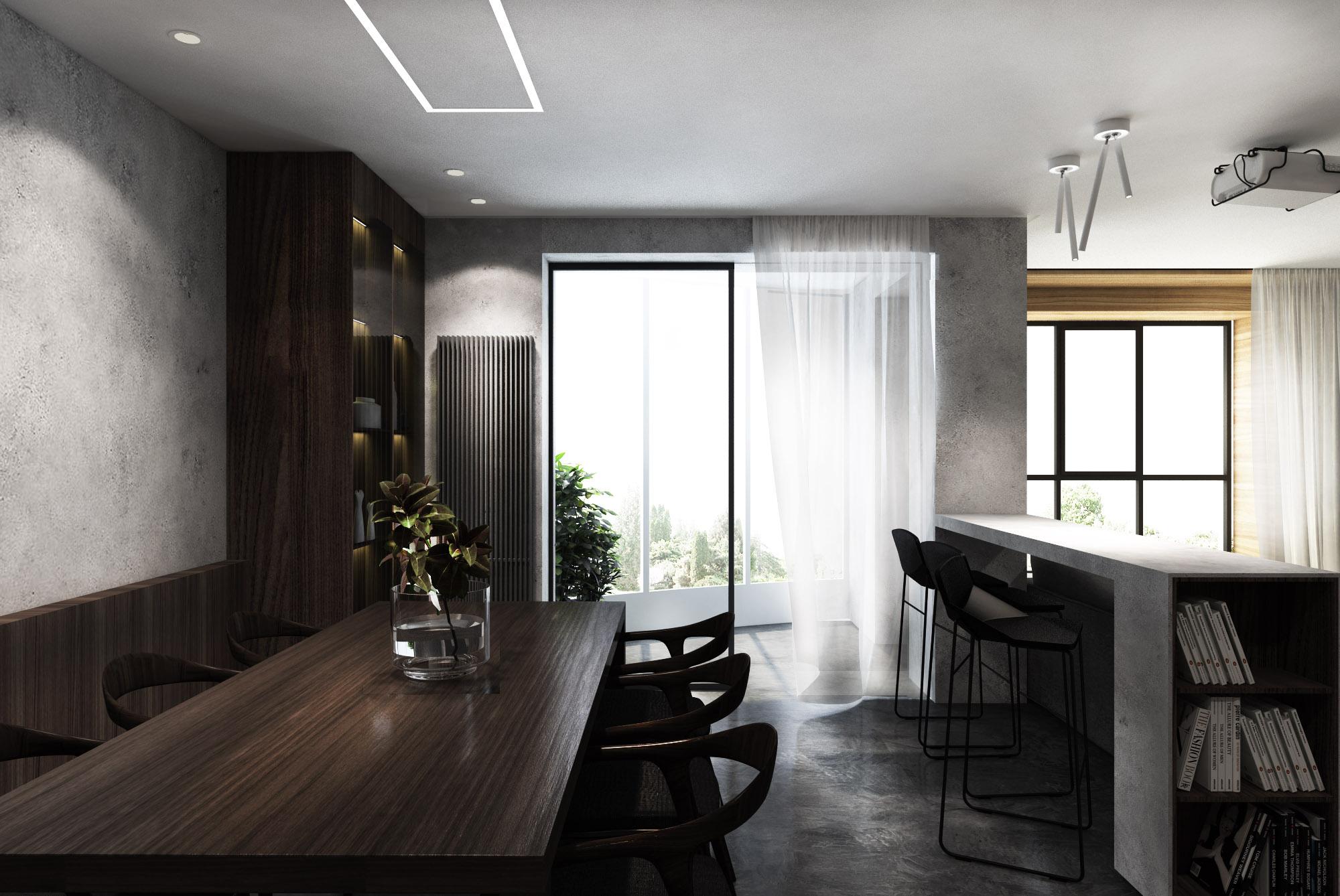 <span>Дизайн житлових приміщень</span>Дизайн-проект квартири у м.Івано-Франківськ
